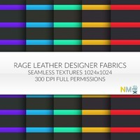 Rage Leather Fabric Textures