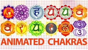 Animated Chakras