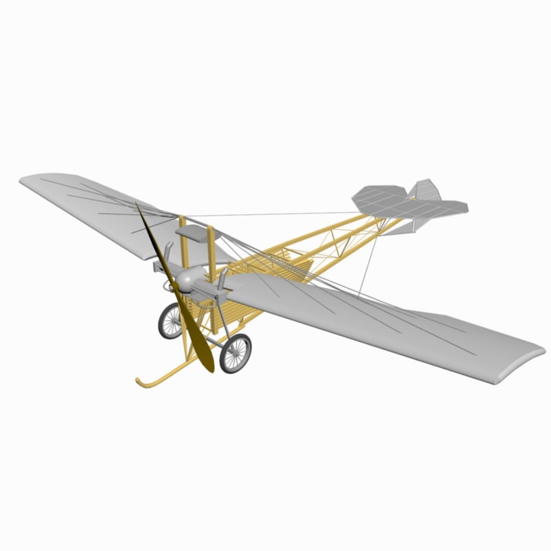 aircraft plane 3d max