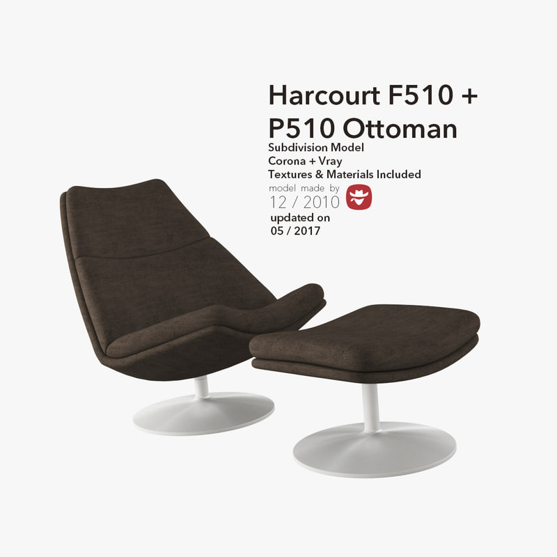 max seat harcourt f584 chair