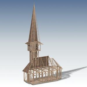 maya structure church