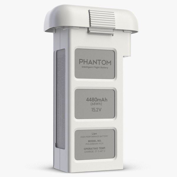 3ds dji phantom 3 battery