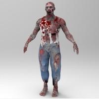 zombie 3d ma