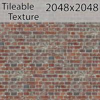 Perfectly Seamless Texture Brick 00151