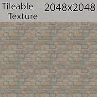 Perfectly Seamless Texture Brick 00152