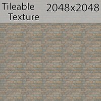 Perfectly Seamless Texture Brick 00154