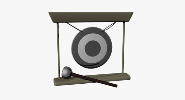 3d gong
