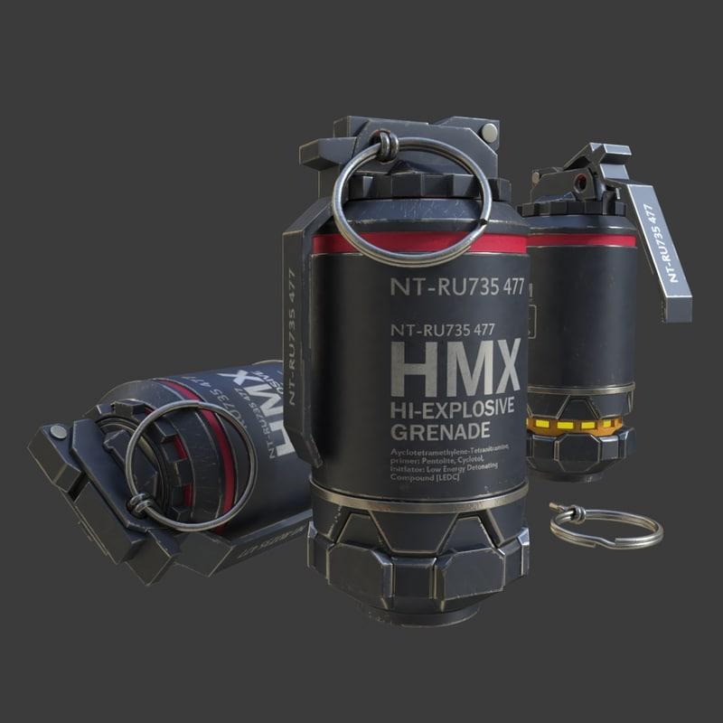 max grenade elysium