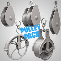 3ds 5 pulleys