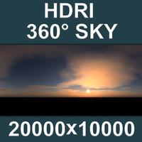 HDRI Sky 06