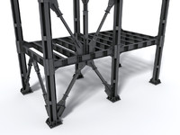 Modular Steel Construction Components
