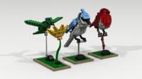 3D lego robie
