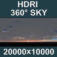 HDRI Sky 04