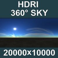 HDRI Sky 02