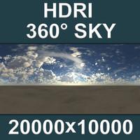HDRI Sky 01