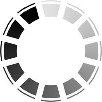 Fading wheel preloader