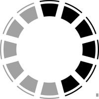 Filling broken wheel preloader
