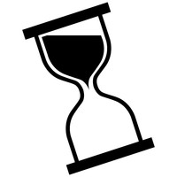 Flat hourglass preloader