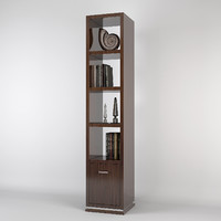 3d mobilidea truman bookcase