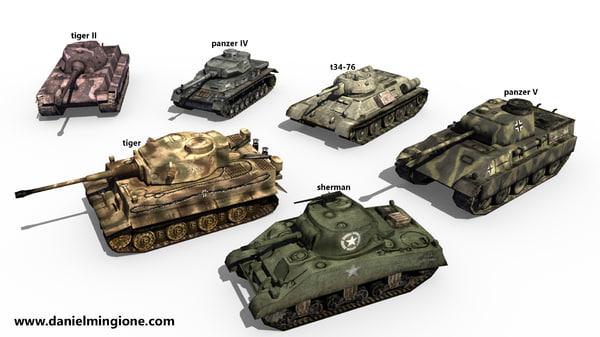 tank panzer iv 3d 3ds