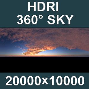 HDRI Sky 09