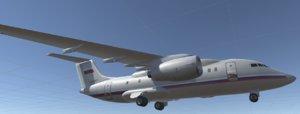 3ds antonov an-148