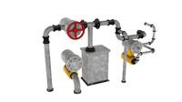 pipe 3D model