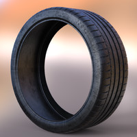 Michelin Pilot Super Sport Full 3D