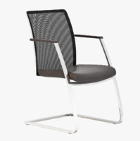 obj realistic mesh chair
