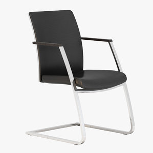 realistic chair 3d max