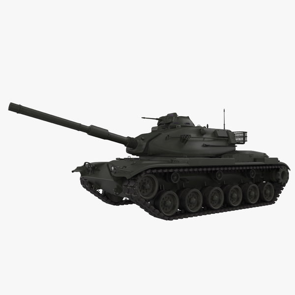 main battle tank m60 model