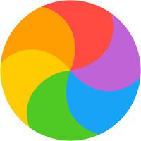 Rainbow preloader