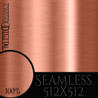 Brushed Copper ~ 01