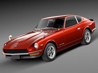 Datsun 240z 1969–1978