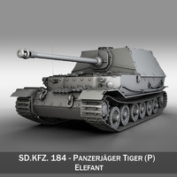 3d sd kfz 184 panzerjaeger
