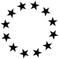 Stars spinning preloader