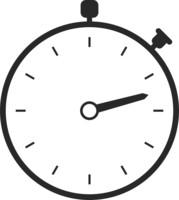 Stopwatch preloader