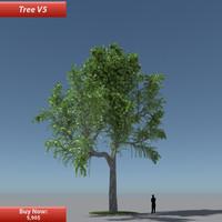Tree Oak V5