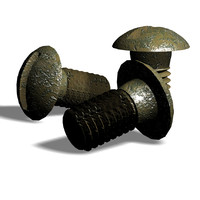 3ds max old screws