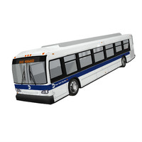 mta new york bus 3ds