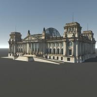 Modern Day Reichstag