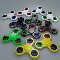 Fidget Spinner Colors 1