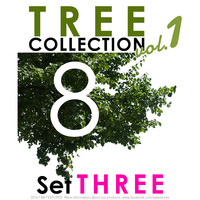 8 Tree Collection - Set THREE