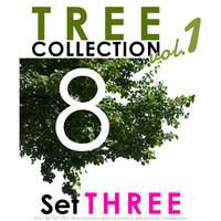 8 Tree Collection - Set THREE