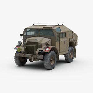 3ds british fgt gun tractor