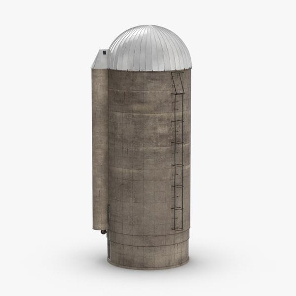 silo-01 model