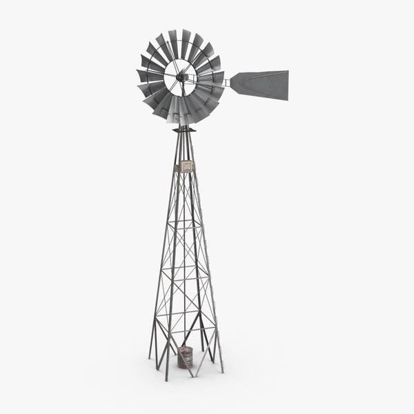 windmill-02 model