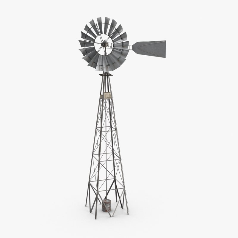 windmill-02 model