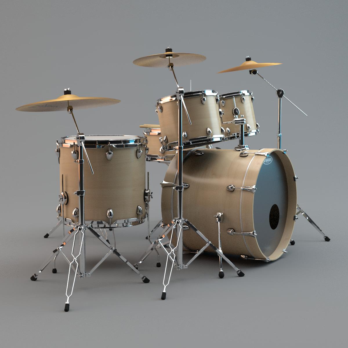drum drumset set max