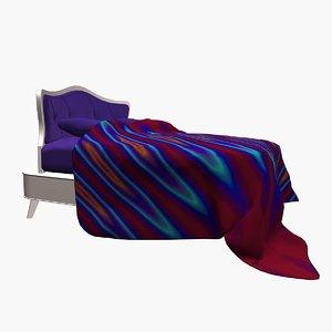 artistique bed model